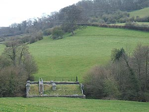Caynham Camp © Copyright DI Wyman and licensed for reuse under the Creative Commons Licence.