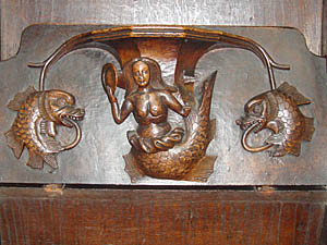 Misericords