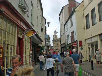 Shopping In Ludlow